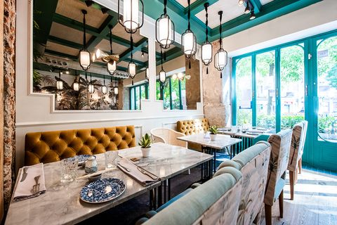 Madame-Butterfly-best restaurants in madrid spain