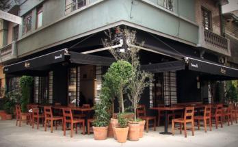 Máximo Bistrot best restaurants cdmx