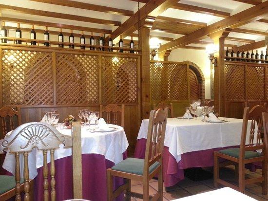 asador-real-top restaurants in madrid