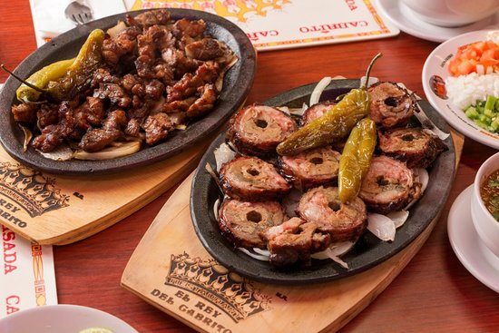 el rey del cabrito monterrey - the best restaurant monterrey