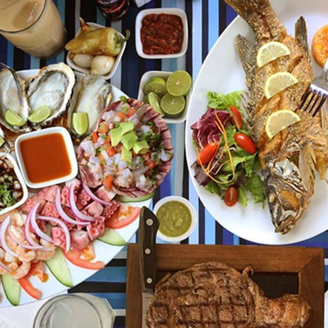 los arcos monterrey restaurants