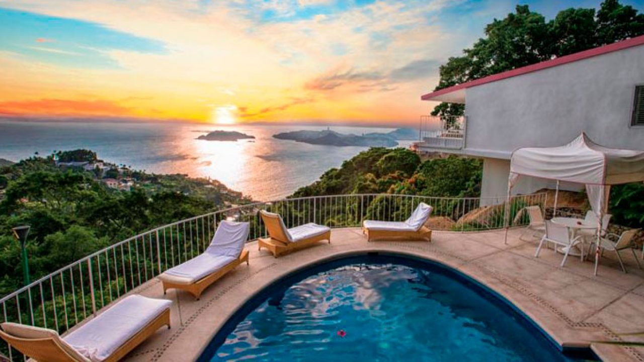 Best hotels in Acapulco