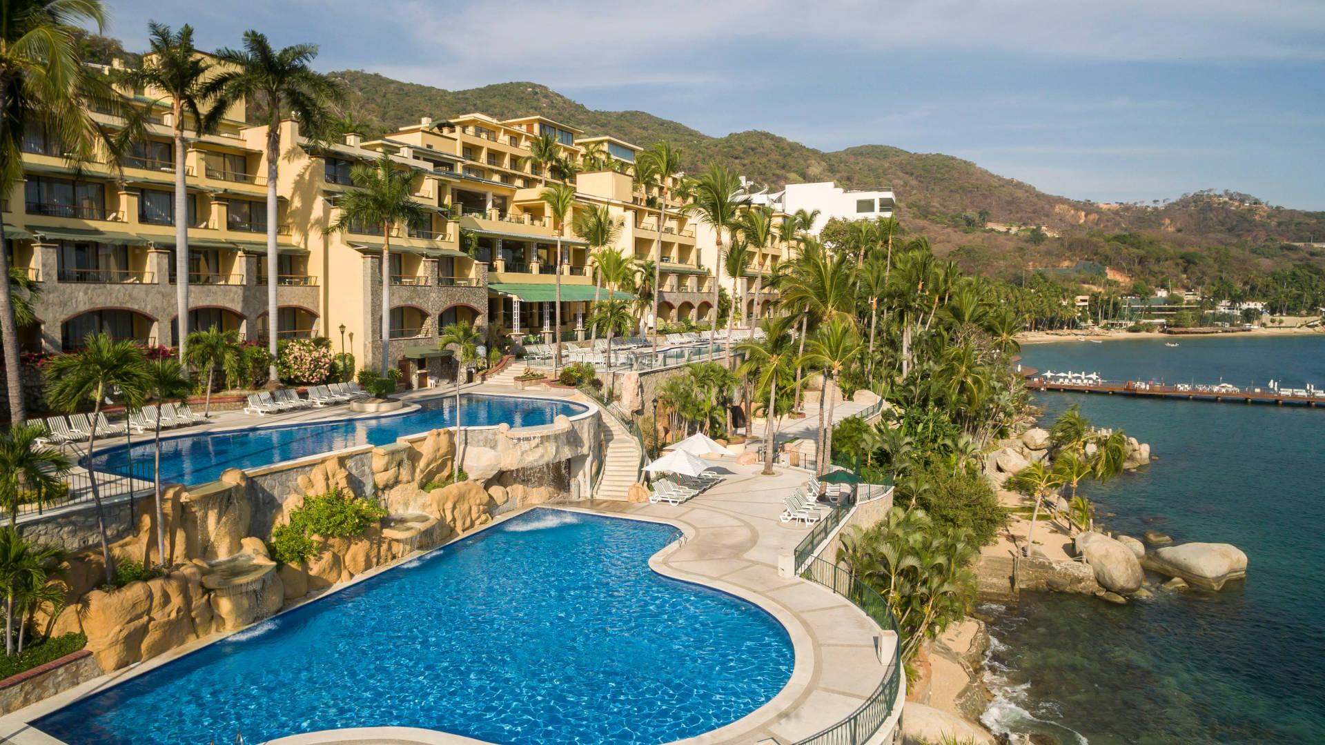 Camino Real Acapulco Diamante - best hotels in acapulco mexico