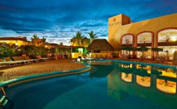Canto del Sol Puerto Vallarta All Inclusive - best hotels in puerto vallarta on the beach