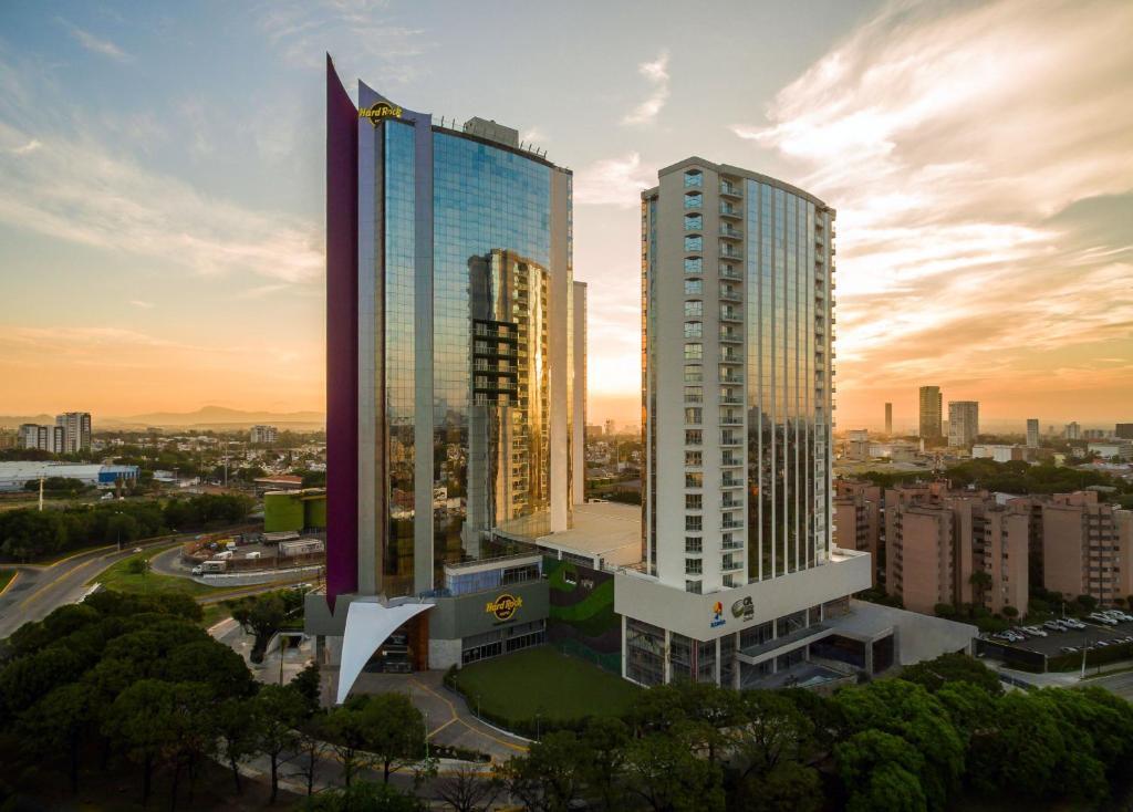 Hard Rock Hotel Guadalajara - Best Hotels in Guadalajara