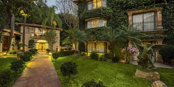 Quinta Real Guadalajara- guadalajara hotels