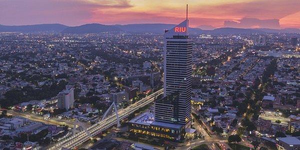 Riu Plaza Guadalajara - guadalajara hotels