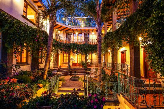 Best hotels in San Miguel de Allende