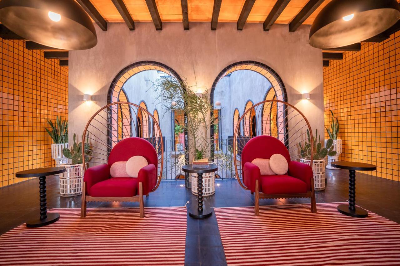 Casa Hoyos - Boutique Hotel -best hotels in san miguel de allende mexico