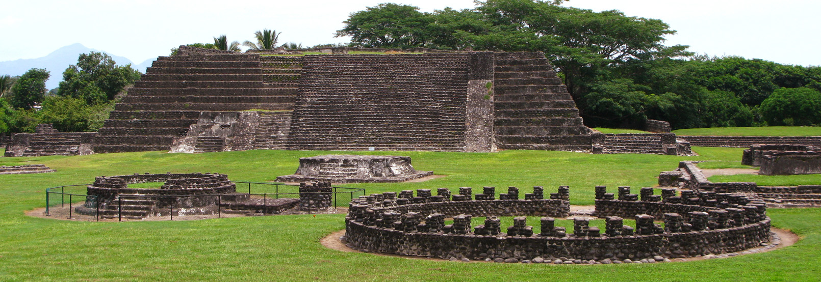 Cempoala - famous attractions in mexico