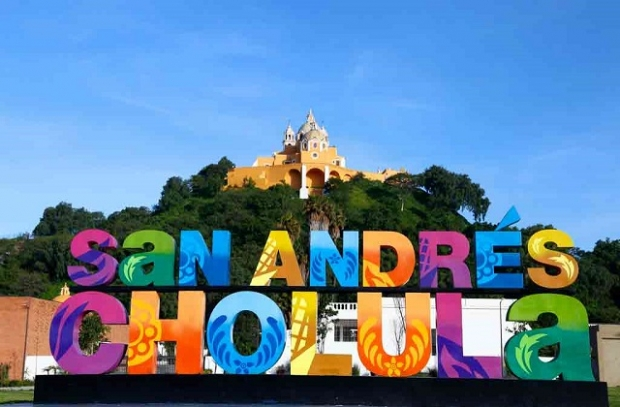 Cholula - what are some tourist attractions in mexico