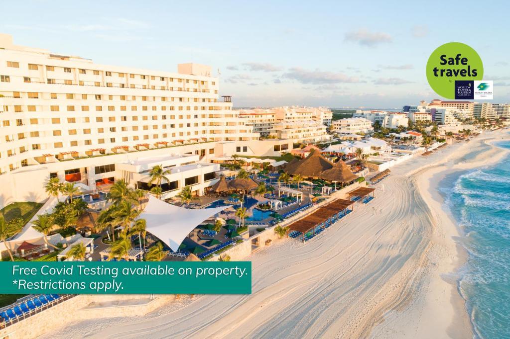 Hotels in Playa Delfines Cancun