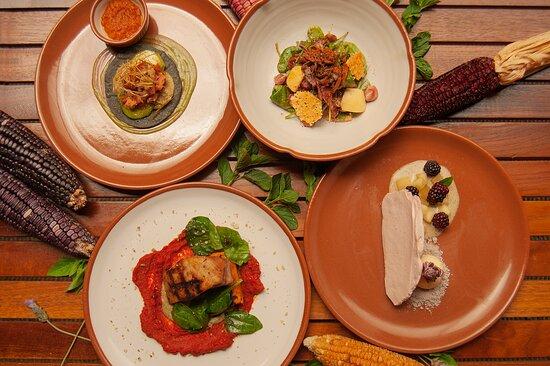 Lu Michoacan Cuisine