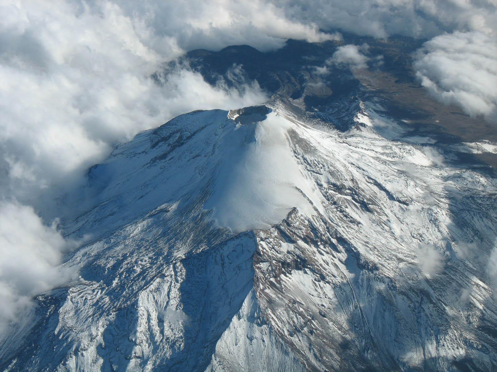 Orizaba Peak