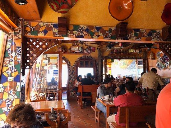 Panchos restaurant mazatlan