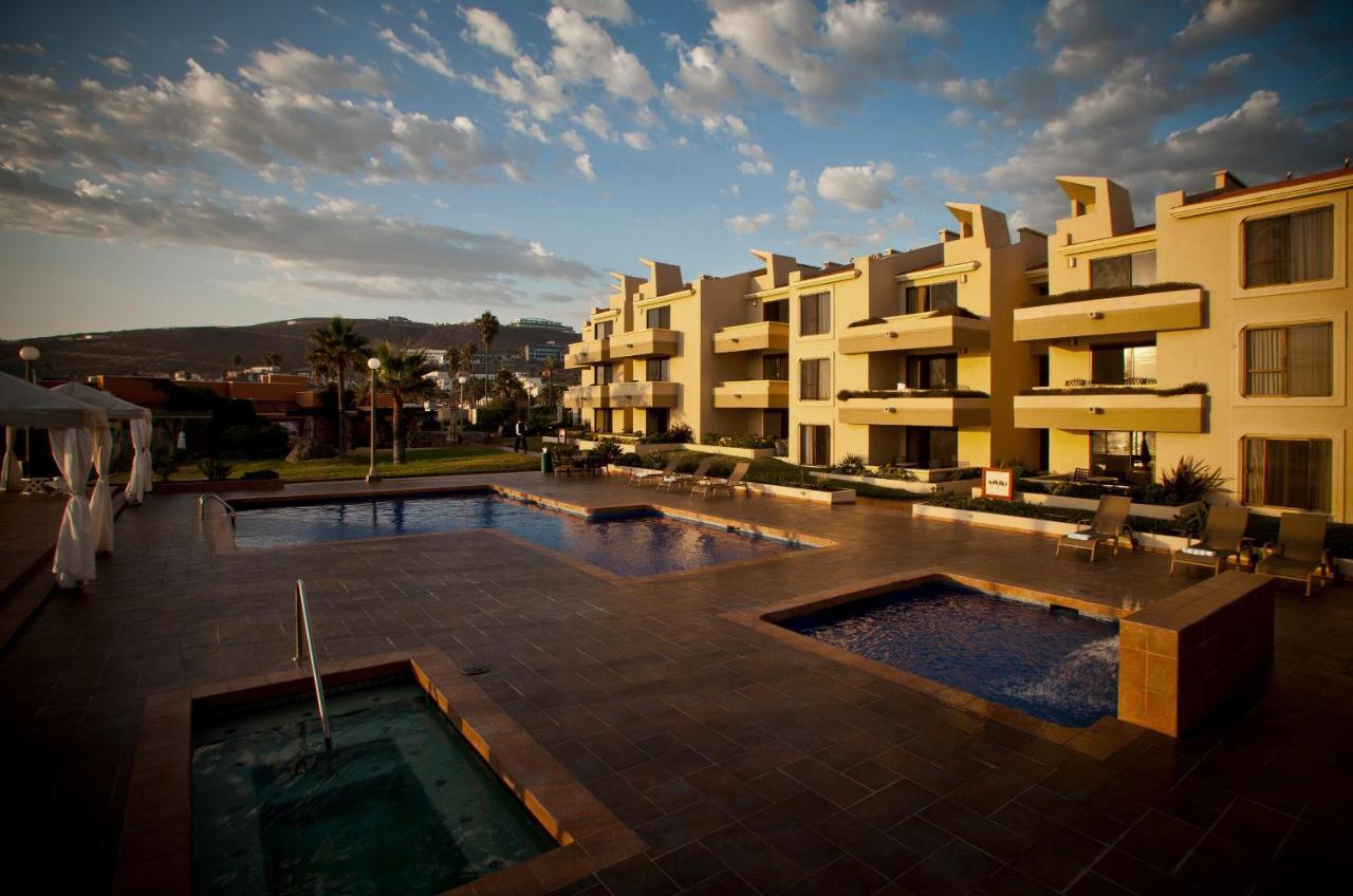 Punta Morro Hotel -ensenada hotels