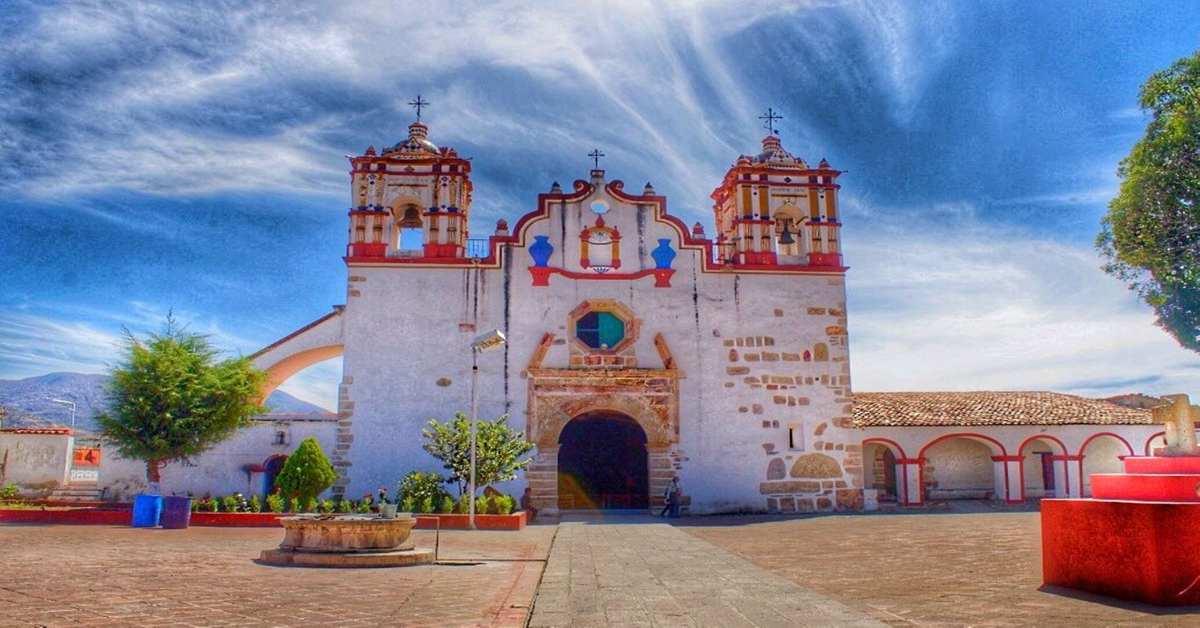 Teotitlán del Valle - mexico landmarks