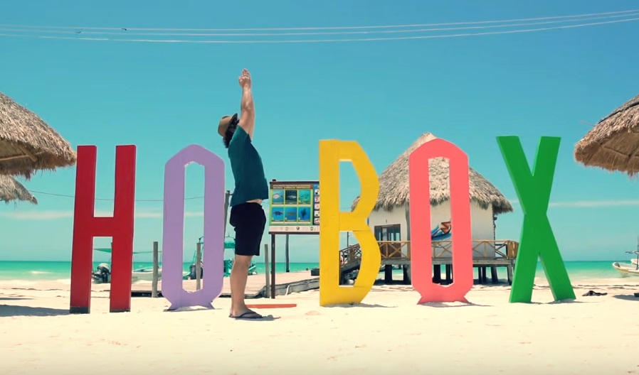 Where to take pictures in Holbox