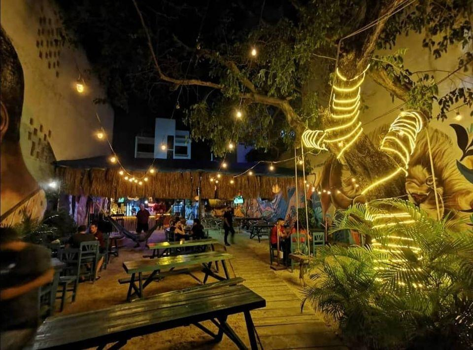 Zitla restaurant playa del carmen