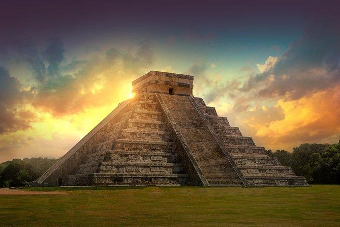 chichen itza -top tourist attractions in mexico