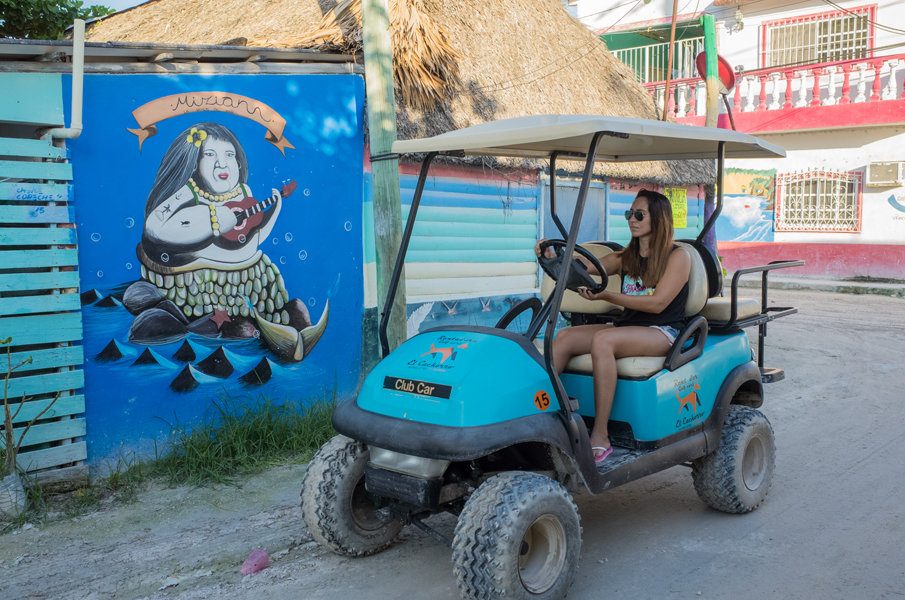 how is holbox