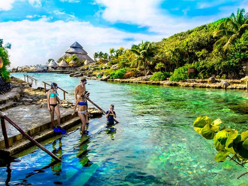 xcaret - tourist attractions in new mexico