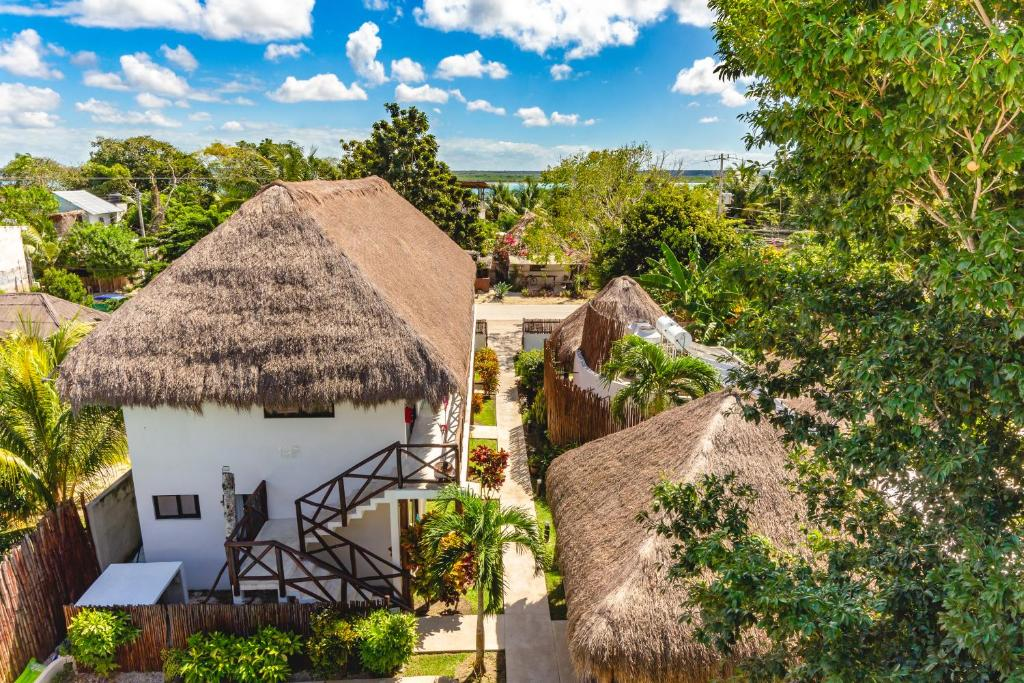 Azul 36 Hotel - where to stay in bacalar