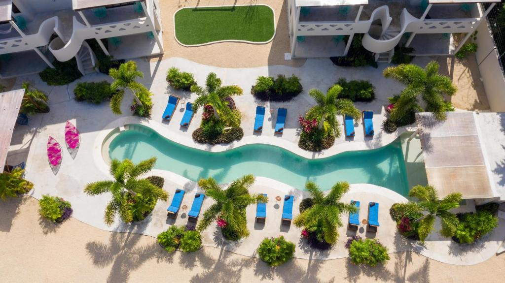 Blue Palm Bacalar hotel 5 stars