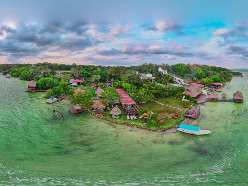 Ecocamping Yaxche - where to stay in Bacalar