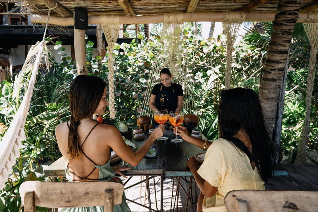 Encantada Tulum - oceanfront hotel tulum