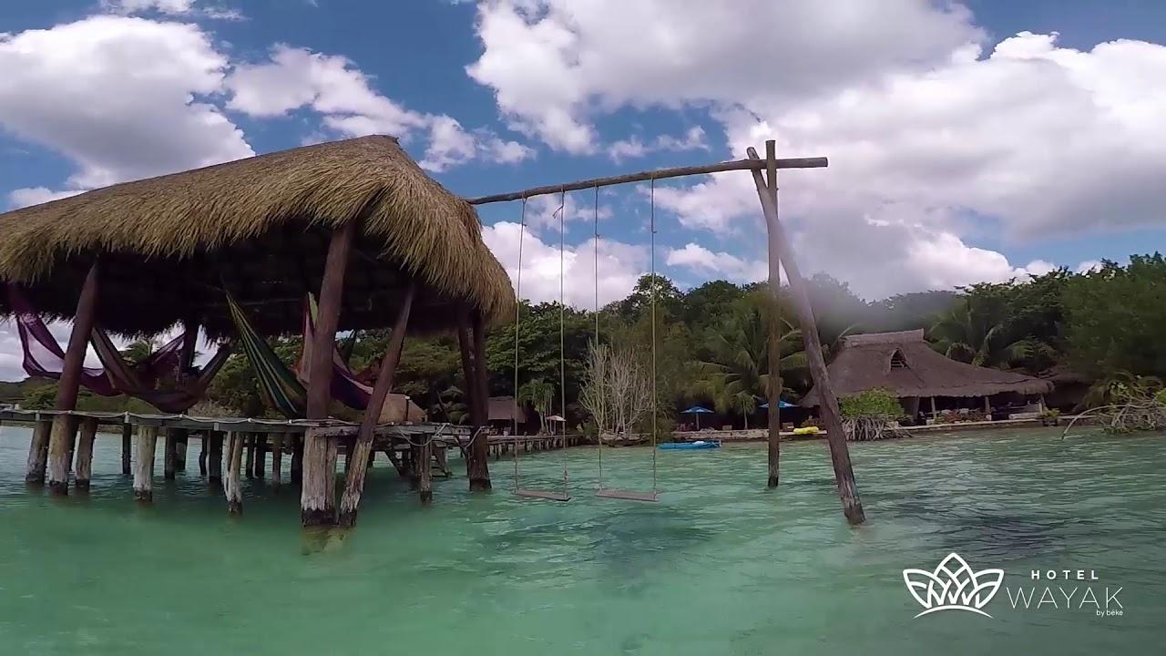 Hotel Wayak Bacalar - all inclusive hotels bacalar
