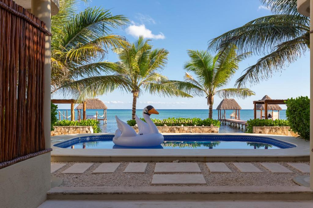 Mereva Tulum by Blue Sky - best beachfront hotels tulum