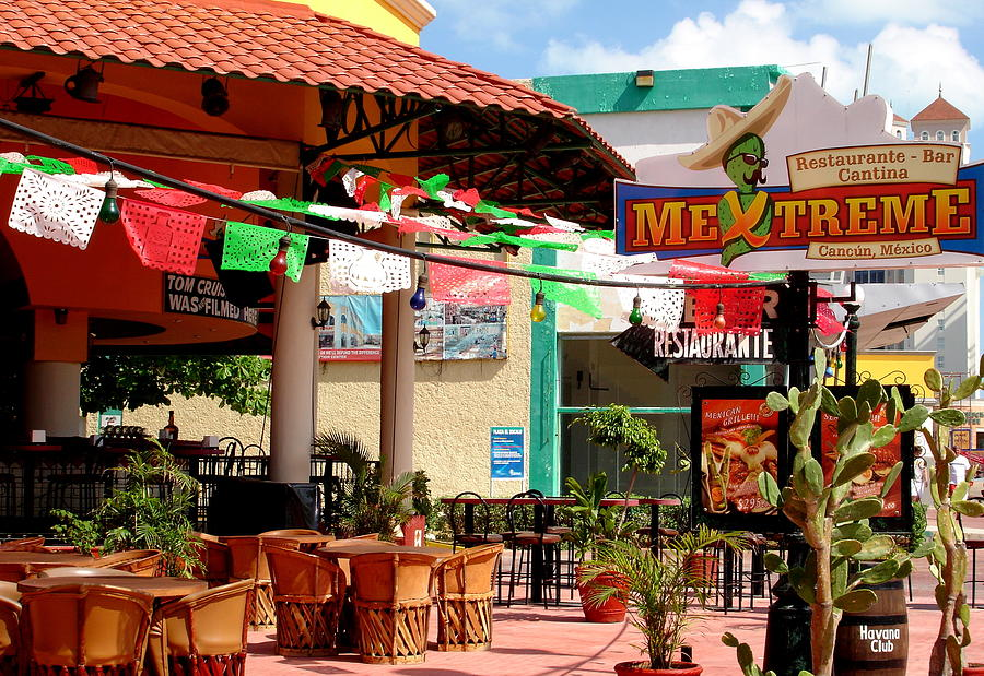Mextreme - mexican food restaurant hotel zone