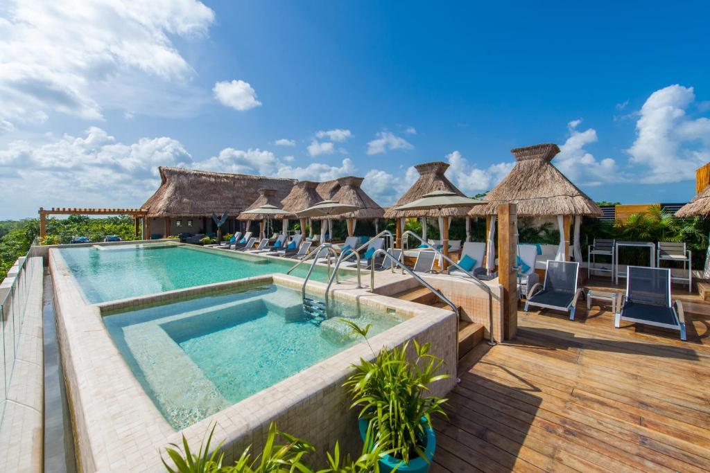 Naay Tulum Curamoria Collection - hoteles baratos en tulum