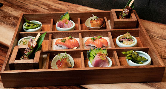 Tora Cancun - japanese food restaurant hotel zone