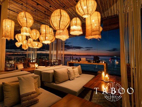 taboo - hotel zone romantic restaurants